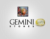 Gemini Stones Branding