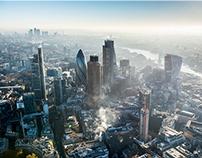 Jason Hawkes- London