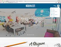Site - Agência Máquina 7