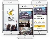 Fly.do || App design