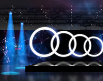 Audi Presentation Moscow