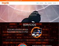 Sitio web inngenio.com.co