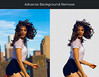 Adobe Photoshop Action and lightroom preset