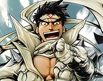 JIN SAOTOME - Capcom Fighting Tribute