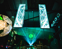 Projection Mapping Installations & Animations