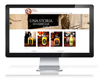 Antica Distilleria di Altavilla Website