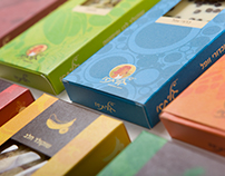 Galita Chocolate Farm | Package Design