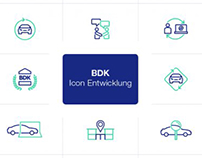 BDK Bank Deutsches Kraftfahrzeuggewerbe GmbH / Icons