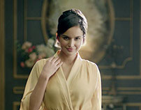 Santoor Gold Soap TVC 2015