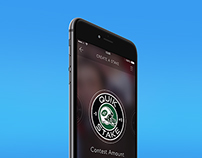 """Stake"" free iOS ui application"