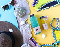 Jüs Photoshoot - Summer Essentials