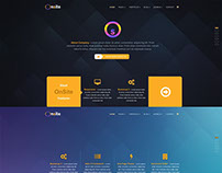 Onsite - Bootstrap One Page Business Joomla Template