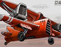 S3 Aircraft