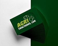 Agritractores - Logótipo e Estacionário