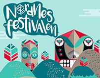 Nordnes Festival / Branding