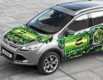 Graphics for V vehicles