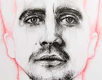 Contemporary Portrait Drawings