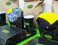Jiffa store packing- student project