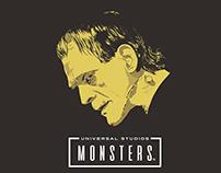 """Universal Monsters"""