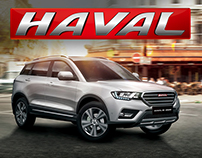 HAVAL FOURWAYS WEB BANNERS