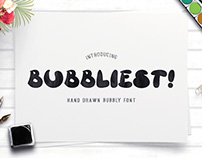 Freebie of the Week: The Free Bubbliest Font