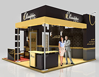 OLISSIPPO HOTELS_exhibition booth