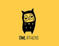 Owl Athens