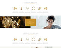 Jewellery Imitation Wholesaler & Exporter Web Designing