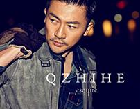 QZHIHE Brand design.