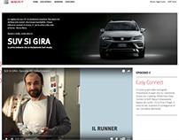 SEAT Webserie SUV SI GIRA