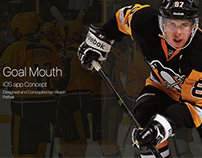 Goalmouth- NHL Daily Fantasy Sports App