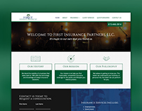 Website Design - First Insurance Partners