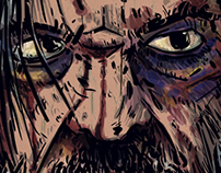 Rise or Die, Fight Club auto portrait.