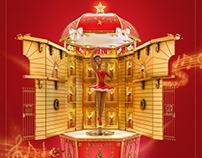 Santander Christmas Tale