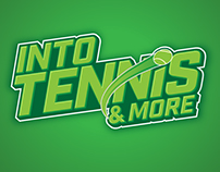 Into Tennis & Logo Design