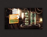Brackie beer Campaign 2017