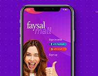 FAYSAL MALL E-COMMERCE APP