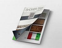 Diseño y maquetación - Catálogo Hidromasajes