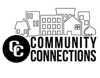 Community Connections Logo Design