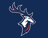 Hokkaido University Men's Lacrosse Team Logo