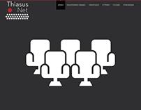 Κατασκευή ιστοσελίδας thiasus.net