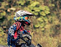 Cusom MOTAX MX jersey. By Grom