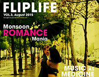 Fliplife Magazine Vol.3, August 2015