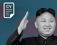 CV - Information Design