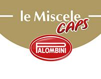 Le Miscele Caps // Palombini Packaging