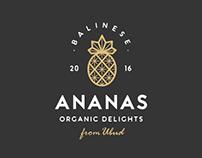 Balinese Ananas – Organic cafe