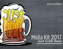 Midia Kit 2017 - @JustCraftBeer
