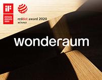 WONDERAUM- Brand Identity