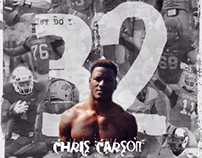 Chris Carson Recruiting Graphic