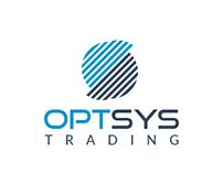 Optsys logo design